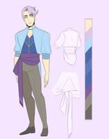 Gerret Outfit by Looji