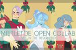 Mistletoe OPEN collab by Looji