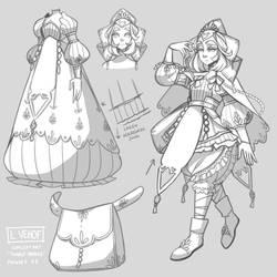 Princess healer V2 by Looji