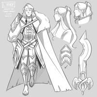 Prince fighter by Looji