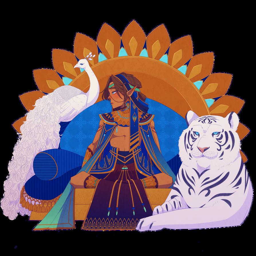 royal highness by Looji