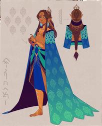 Prince Dandei by Looji