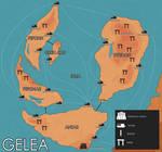 Gelea map