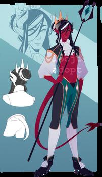 Devil Prince - adopt OPEN