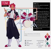PMLYLM - Tom reference