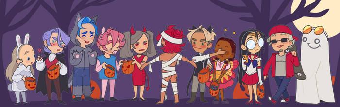 PMLYLM - Happy Halloween
