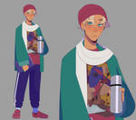 PMLYLM - Elijah second outfit