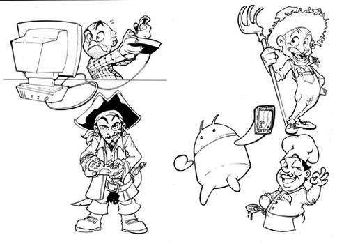 commission of mascots