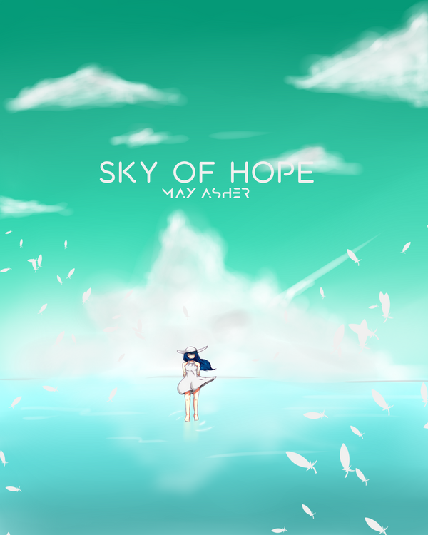 Sky Of Hope by May-Asher