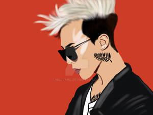 G-Dragon Fan Art