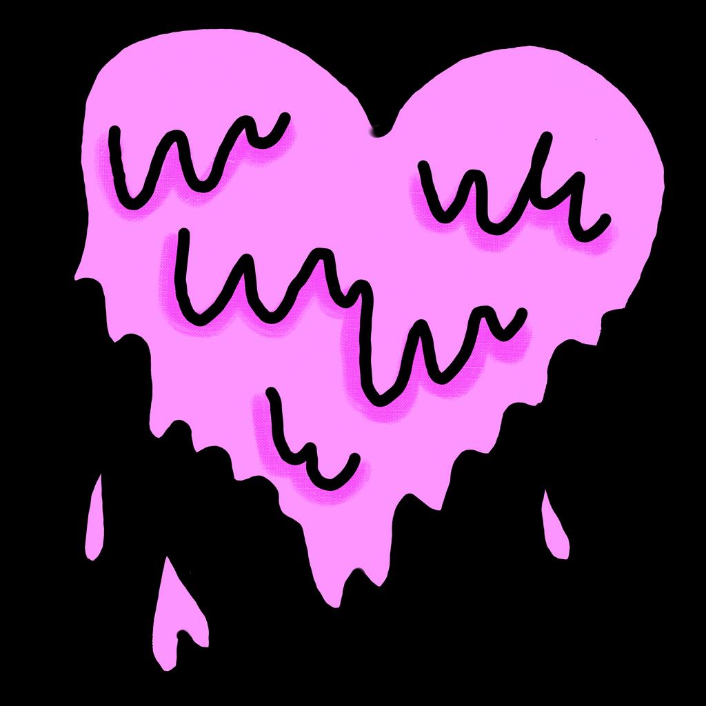 Iphone wallpaper koala - Heart Melting Transparent Overlay By Mcjjang On Deviantart