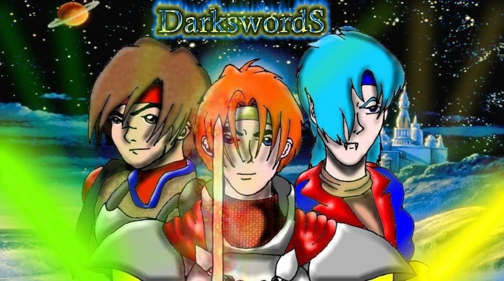 Darkswords by majorkerina