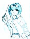 Abby Sketch