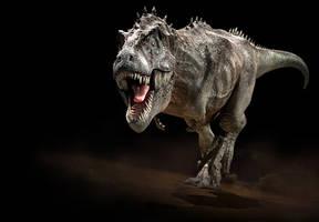 Tyrannosaurus rex_1 by Swordlord3d