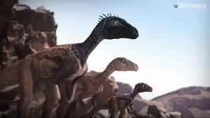 Eoraptors Dinosaur Revolution2
