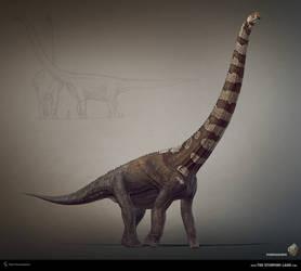 Puertasaurus. The Stomping Land. 03