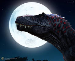 Tyrannosaurus. The Stomping Land. 03 by Swordlord3d