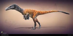Austroraptor.The Stomping Land. 02