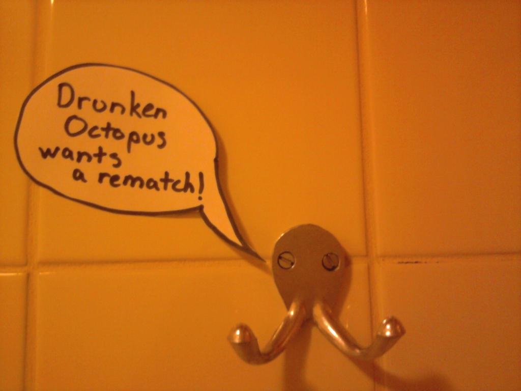 Octopus by FinnRock