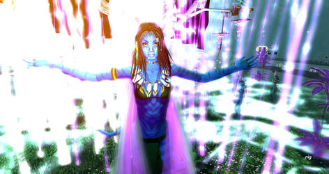 InWorldz 025 Shines IW8 Golden Touch Production -  by rigtorok