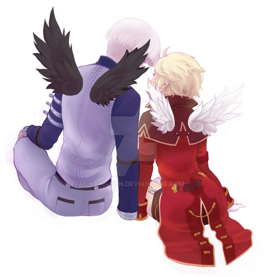 Dragon Nest Sea - Love Birds by Yanniyun