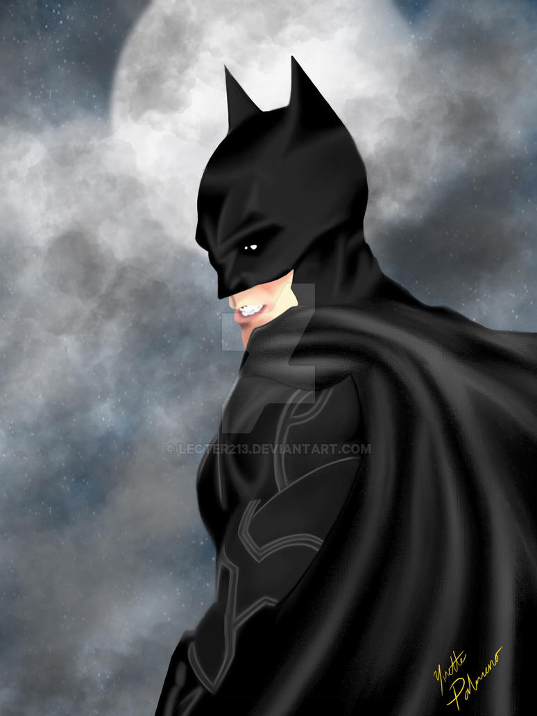 Batman by Lecter213