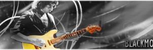 Ritchie Blackmore Signature