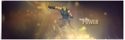 Feel my power by Luishi17