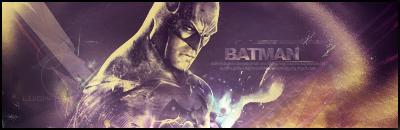 Batman Sig by Luishi17