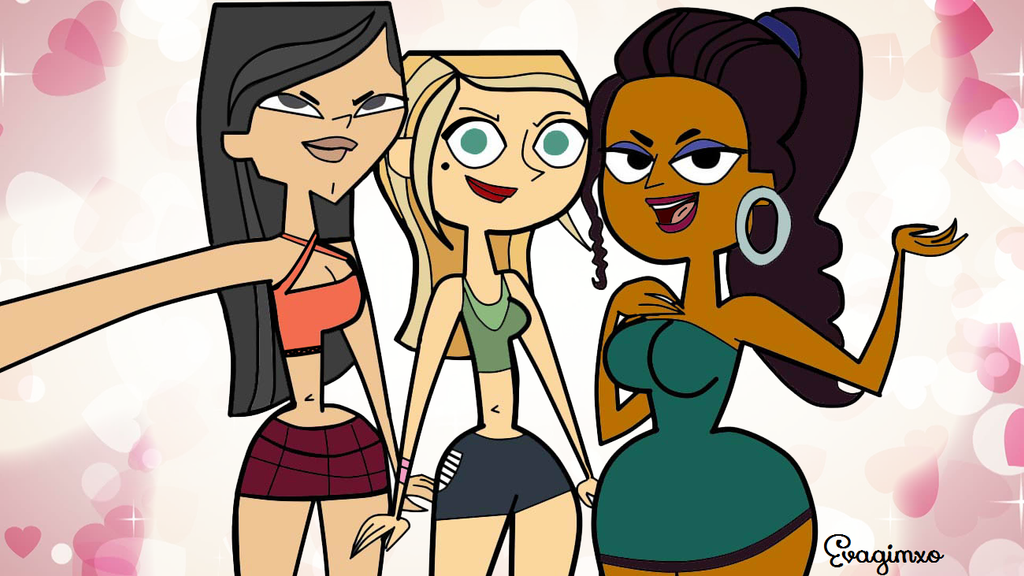 girls total drama island porn