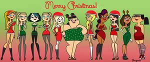 Merry Christmas - Total Drama!