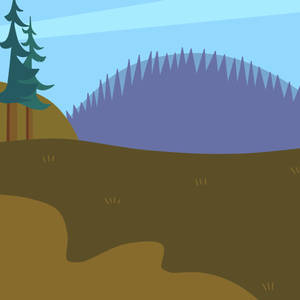 Total Drama Background - Outside
