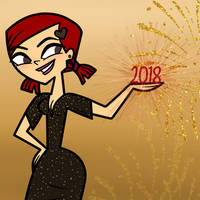 Happy New Year! by EvaHeartsYou