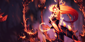 Wildfire Zyra by nicolasyama
