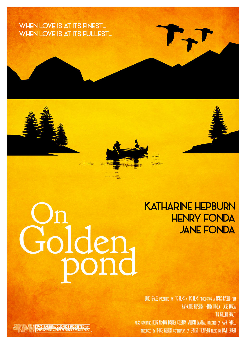 movie on golden pond In the movie on golden pond what was the nickname of the fish that norman and billy were trying to catch - trivia question /questions answer / answers.
