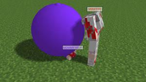 Big violet