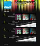 colorfull portfolio