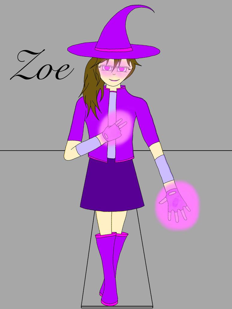 Zoe by Brixujel