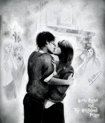 Harry+Ginny - A moment in Time by majah