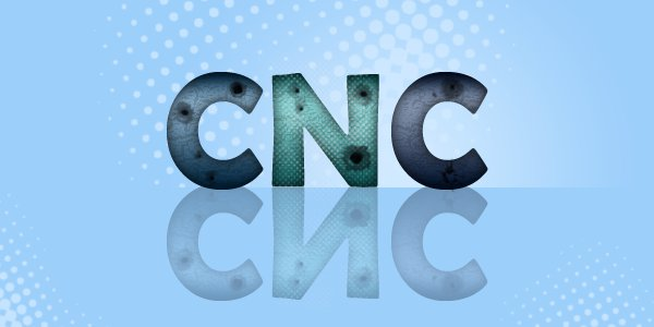 CNC Logo by engabeer
