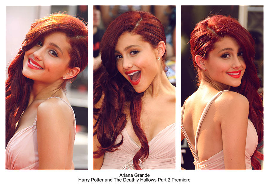 Ariana Grande Tumblr Collage 2014 Ariana Grande Frame by KFXFMM
