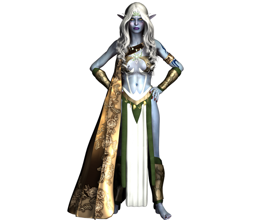 Azshara Figure by Savaena