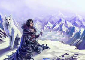 a song of ice by krio0ut