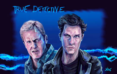 TRUE DETECTIVE by krio0ut