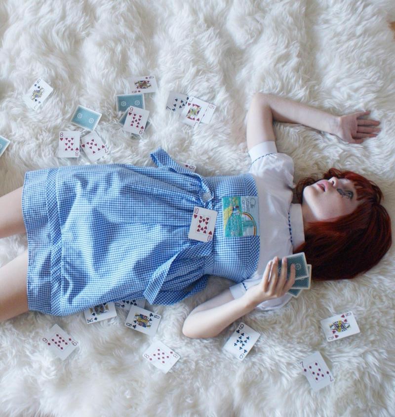Alice in Wonderland by Punkuloli