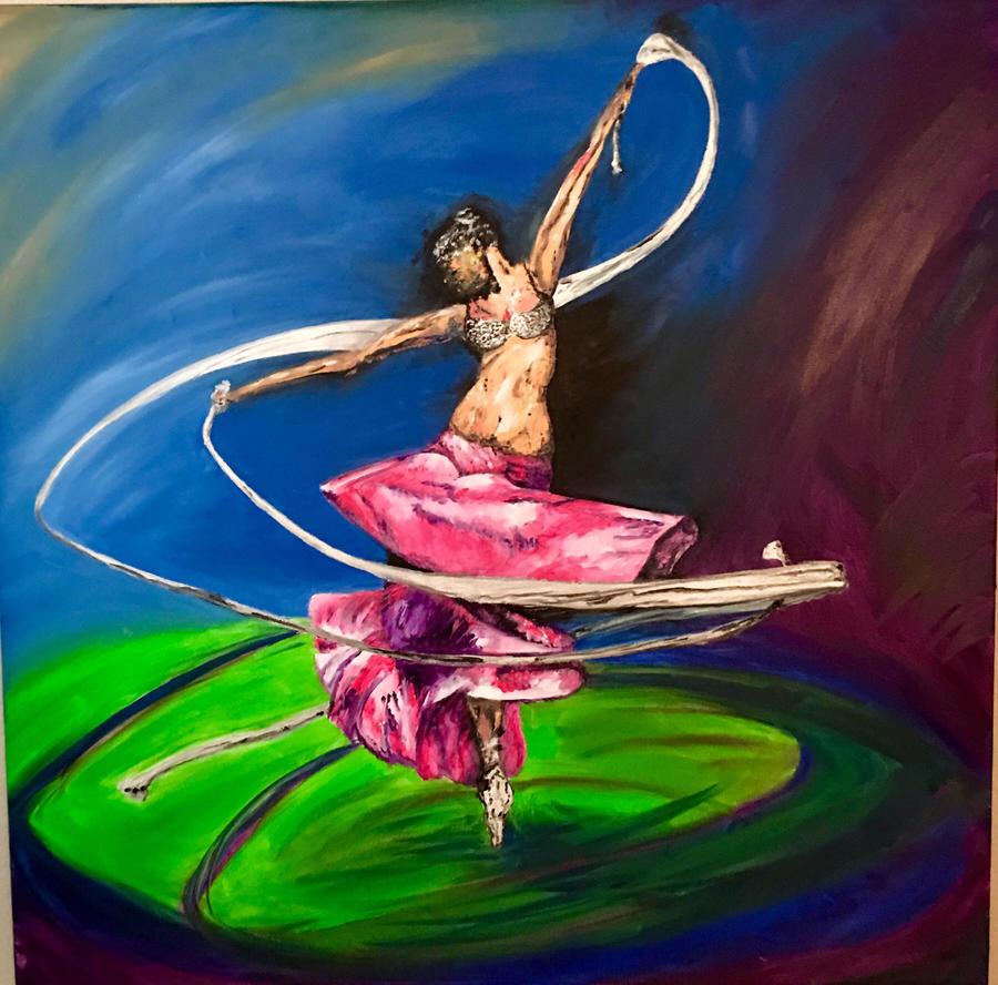 Tiny dancer  by Icebrew99