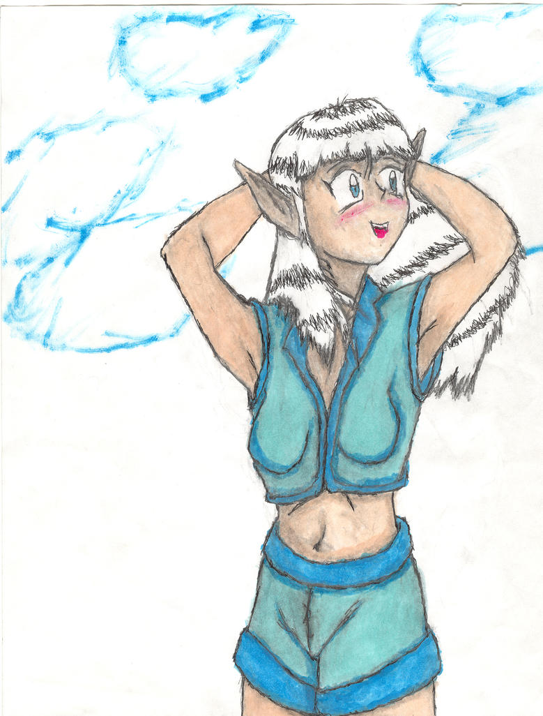 Neptay Aquarius by zargon-yokoshima on DeviantArt  Anime Aquarius