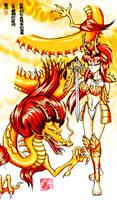 Inner Dragon of Rowena