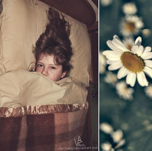 good morning my flower by V3Nr3VeNG3