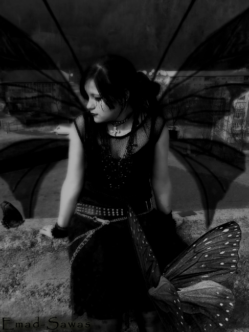 My-Gothic-Butterfly by Emad-Sawas